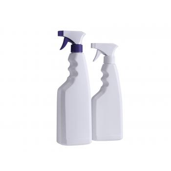 Multi Trigger Flasche HDPE Weiß