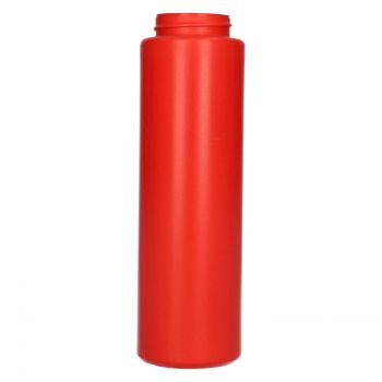 250 ml Flasche Sauce Round MIX LDPE/HDPE rot 38.400