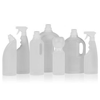 Multi Flasche HDPE Natur 567