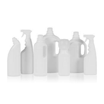 Multi Flasche HDPE Weiß