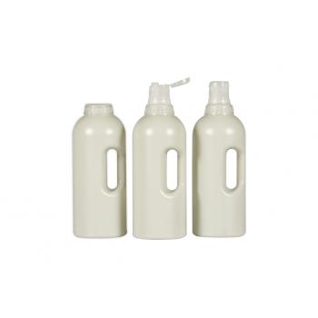 Recycelt Basic Round One2dose HDPE Ivory